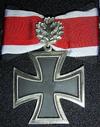 Dorvish Cross with Oak Leaves