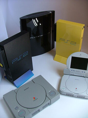 File:Sony Playstation Collection.jpg