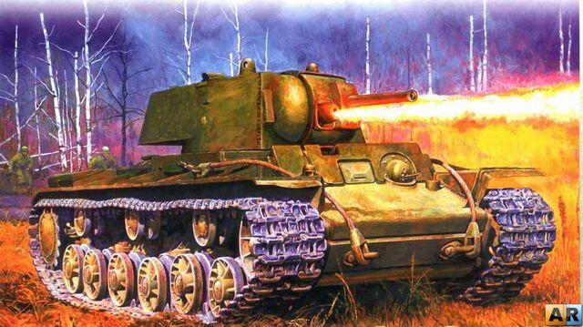 File:KV-8 firing.jpg