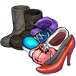 Collection-Footwear Set