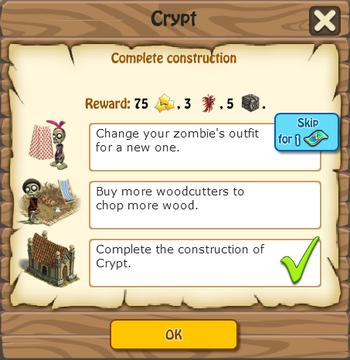 Crypt task