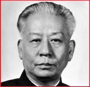 Li劉少奇主席
