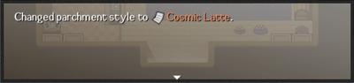 Cosmiclatte