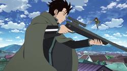 Hokari Egret anime