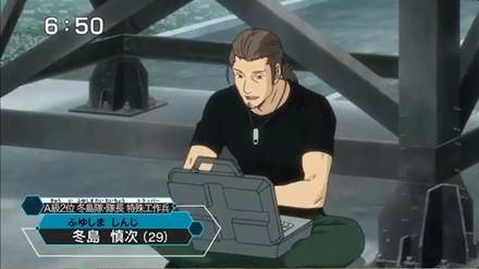 Fuyushima anime