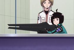 Chika black Lightning anime