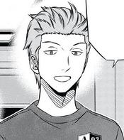 Ryō Utagawa (manga) 2