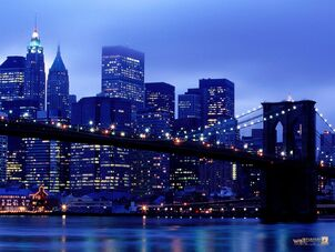 Manhattan-Skyline-From-Brooklyn-New-York
