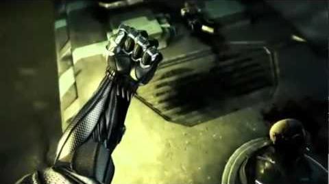 Crysis 2 - Monster