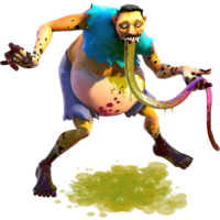 Zombie uncommon puddler.fw