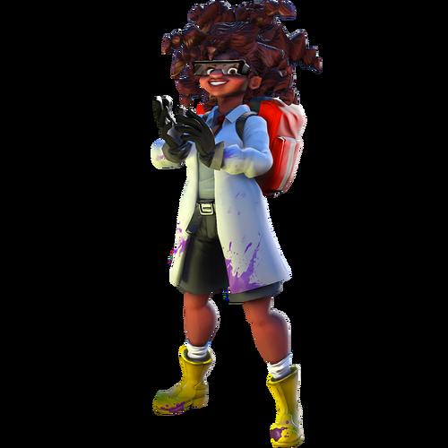 Human legendary scientist