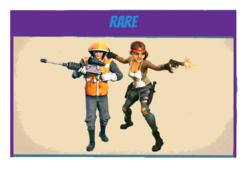 Survivors-rare