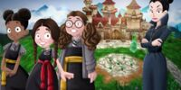 The Worst Witch: Magic Adventure