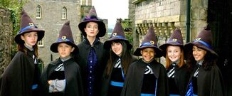 New Worst Witch main cast