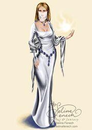 White Sister from Tarabon