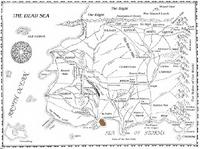 Arran Head map