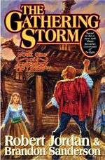 The Gathering Storm Provisional Cover