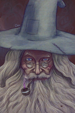 File:Old Wizard by kasio.jpg