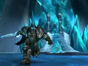 The Lich King in Battle