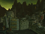 Wildhammer Stronghold