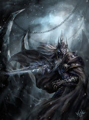 Arthas lich king by chevsy