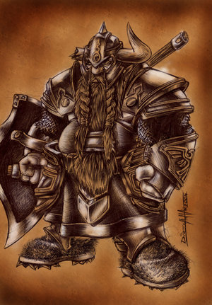File:Bruenor by direnayhan by dwarves.jpg