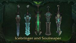 Icebringer Artefakt Preview