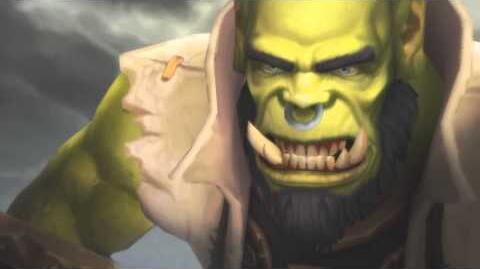 Thrall vs Garrosh