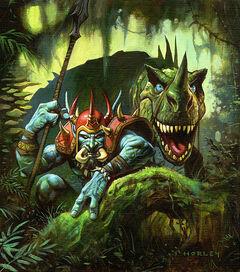 Image of Dzsungel Troll