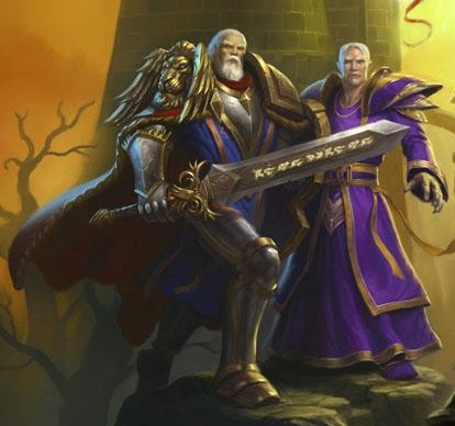 Datei:Lothar and Khadgar.jpg
