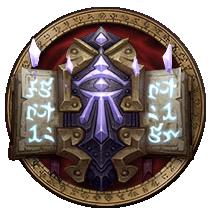 Arquivo:Mage class icon icone da classe wow.png