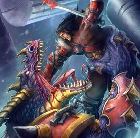 King Varian Wrynn Fight