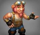 Gnom (Gnome)