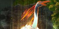 Chi-Ji der rote Kranich