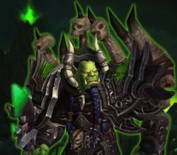 Oranaok warlock