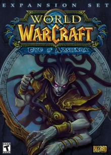 World of warcraft eye of azshara box art by jurassic4life-d8611jc