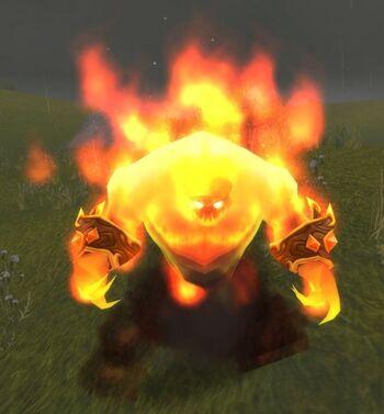 Burning Exile