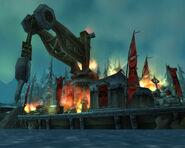 Horde's Lumberboat in Venture Bay