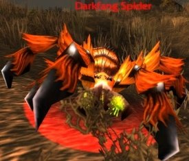 Darkfang Spider