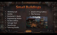 WoWInsider-BlizzCon2013-Garrisons-Slide2-Small Buildings