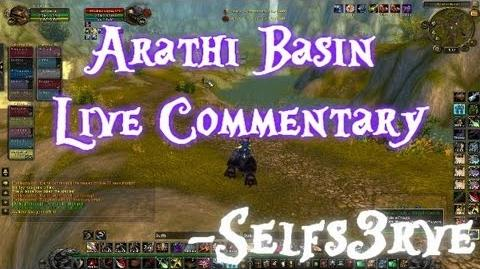 Wow Cataclysm Battlegrounds Arathi Basin Live Commentary 4