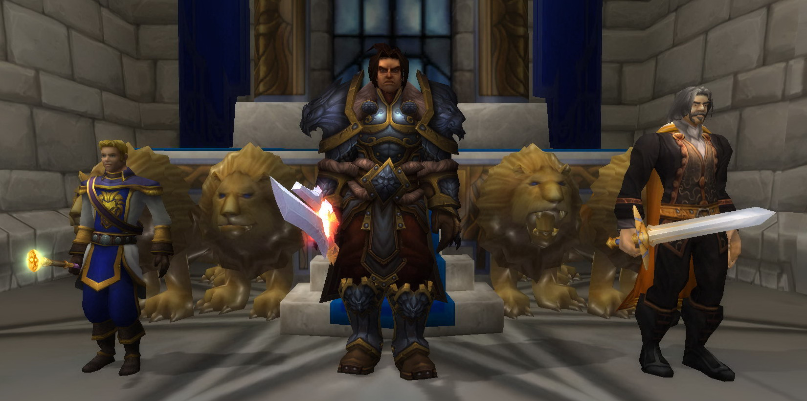 Genn Greymane | WoWWiki | FANDOM powered by Wikia