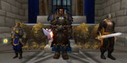 Stormwind Throne Room Cata