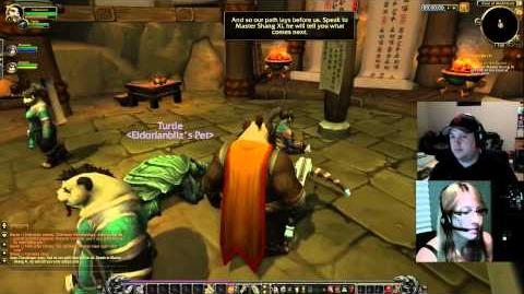 Pandaren Starting Zone with Eldorian, Miaari, and Kafira, Episode 2