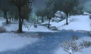 Dragonblight - Dark snowy path