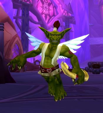 Strange Winged Goblin