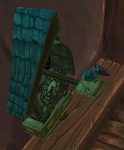 Venomspite Cuckoo clock