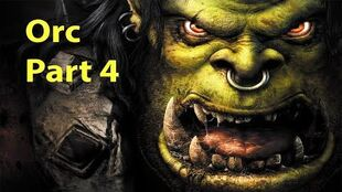 Warcraft 3 Gameplay - Orc Part 4 - The Spirits of Ashenvale