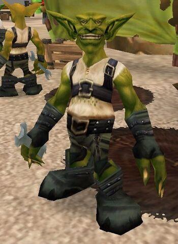 Goblin Pit Crewman