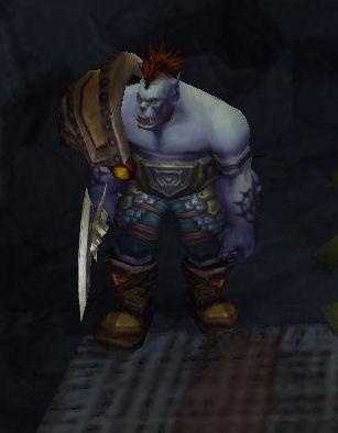 Gorosh the Pant Stealer